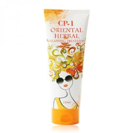 для волос ВОСТОЧНЫЕ ТРАВЫ CP 1 Oriental Herbal Cleansing Treatment 454x454 - Маска на отваре восточных трав CP-1 Oriental Herbal Cleansing Treatment, 250 мл