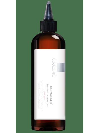 Маска растительная с кератином для поврежденных волос Dermaid 4.0 Botanical Treatment Fluid, 500 мл
