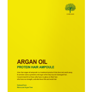 Сыворотка восстанавливающая с маслом арганы Argan Oil Protein Hair Ampoule, 150 мл