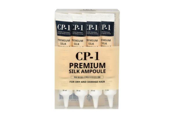 Сыворотка для волос ПРОТЕИНЫ ШЕЛКА CP 1 Premium Silk Ampoule - Сыворотка с протеинами шелка CP-1 Premium Silk Ampoule, 150 мл