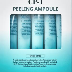 Пилинг-сыворотка для глубокого очищения кожи головы CP-1 Peeling Ampoule, 20 шт * 20 мл