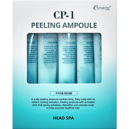 сыворотка для кожи головы ГЛУБОКОЕ ОЧИЩЕНИЕ CP 1 Peeling Ampoule 454x454.png - Пилинг-сыворотка для глубокого очищения кожи головы CP-1 Peeling Ampoule, 20 шт * 20 мл