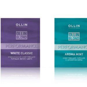 Осветляющий порошок без аромата OLLIN BLOND POWDER NO AROMA, 30 гр/ 500гр