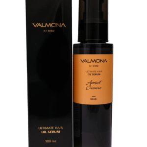 Масленная сыворотка Ultimate hair oil serum c ароматом Абрикоса, Ванили, Цветков, 100 мл