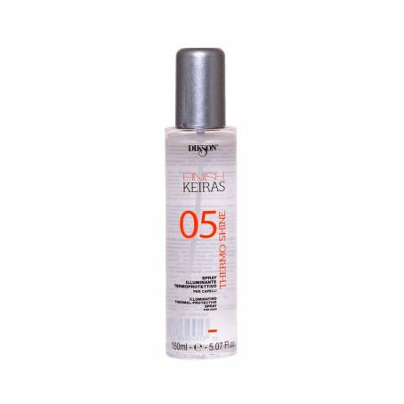 Спрей-блеск термозащита DIKSOТ FINISH THERMO SHINE 05, 150мл