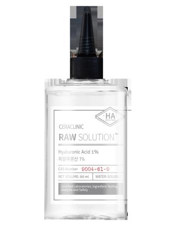 Гиалуроновая универсальная сыворотка Raw Solution Hyaluronic Acid 1%, 60 мл