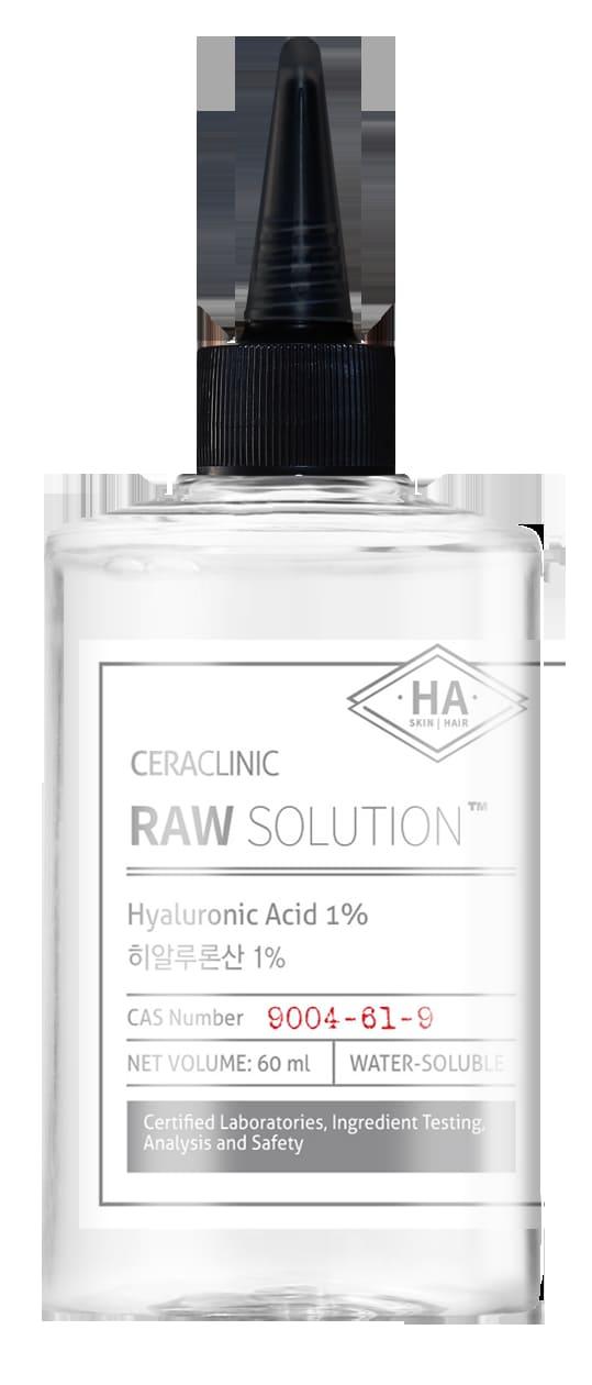 Универсальная сыворотка ГИАЛУРОН Raw Solution Hyaluronic Acid 1, 60 мл