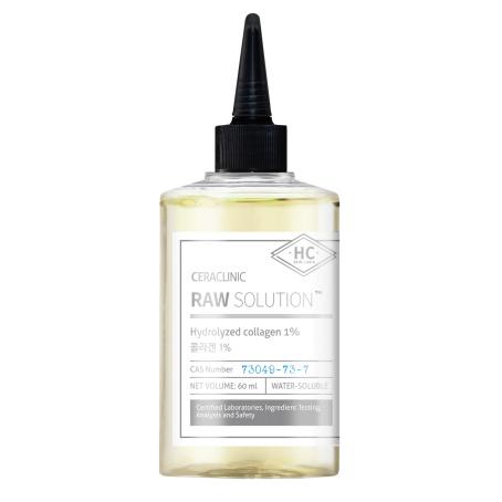 Универсальная сыворотка КОЛЛАГЕН Raw Solution Hydrolyzed Collagen 1%, 60 мл