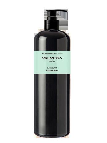 Шампунь от перхоти и для роста волос Аюрведа Ayurvedic Scalp Solution Black Cumin Shampoo, 100мл/480мл