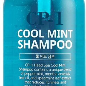 Шампунь с охлаждающим эффектом мяты CP-1 HEAD SPA COOL MINT SHAMPOO, 500 мл
