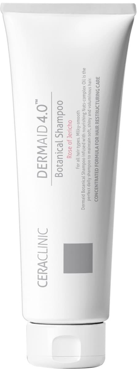для волос РАСТИТЕЛЬНЫЙ Dermaid 4.0 Botanical Shampoo 100 мл - Шампунь дерматологический натуральный Dermaid 4.0 Botanical Shampoo, 100 мл