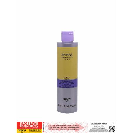 Глазурь для волос DIKSON KEIRAS GLAZE FOR CURLY AND WAVY HAIR, 200мл