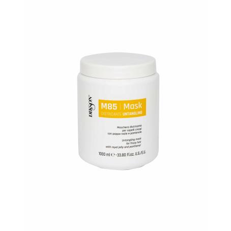 Маска для облегчения расчёсывания волос с маточным молочком и пантенолом DIKSON MASK DISTRICANTE M85, 1000мл