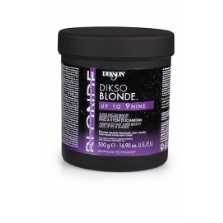 dikso blonde 1 454x454.png - Плотные кристаллы, блеск, термозащита FINISH CRISTALLI DENSI 15, 150мл