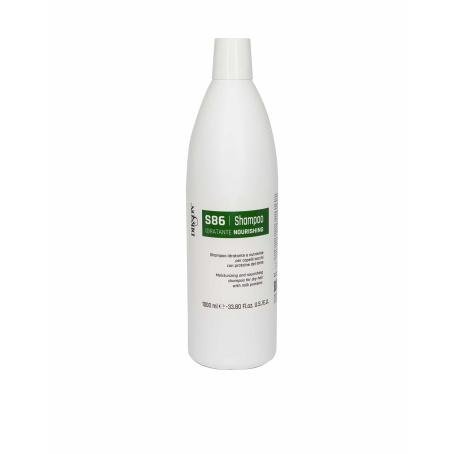Увлажняющий и питательный шампунь для сухих волос с протеинами молока DIKSON SHAMPOO NOURISHING S86, 1000мл