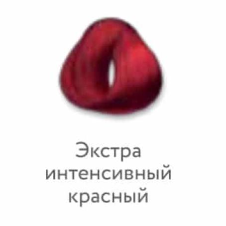 интенсивный красный новый 454x454 - Ollin fashion color перманентная крем краска, 60 мл. Экстра интенсивные микстоны - Интенсивный красный