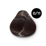 Ollin Performance 0.11- пепельный. Перманентная стойкая крем-краска с комплексом VIBRA RICHE, 60 мл