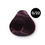 Ollin Color 0.22 корректор фиолетовый, 60 мл/100 мл.Перманентная крем краска для волос