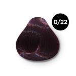 Ollin Performance 0.22- фиолетовый . Перманентная стойкая крем-краска с комплексом VIBRA RICHE, 60 мл
