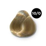 Ollin Silk Touch 10.0 светлый блондин 60 мл. Безаммиачный стойкий краситель для волос