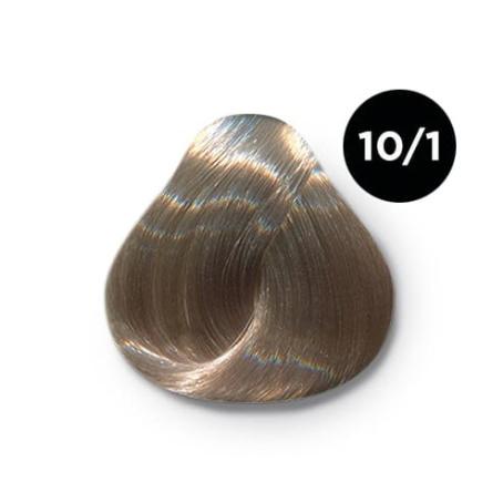 10_1 Ollin silk touch перманентная крем краска