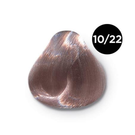 10 22 copy 454x454 - Ollin Color 10.22 светлый блондин фиолетовый, 60 мл/100 мл. Перманентная крем краска для волос
