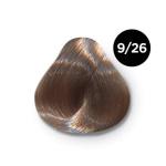 Ollin Color 10.26 светлый блондин розовый, 60 мл/100 мл. Перманентная крем краска для волос