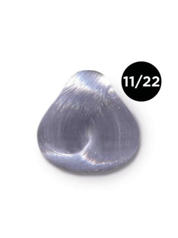 Ollin Color 11.22 специальный блондин фиолетовый, 60 мл/100 мл. Перманентная крем краска для волос
