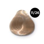 Ollin Color 11.26 специальный блондин розовый, 60 мл/100 мл. Перманентная крем краска для волос