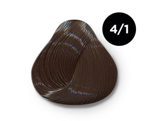 4_1 Ollin silk touch перманентная крем краска