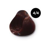 Ollin Color 4.4 шатен медный, 60 /100 мл. Перманентная крем краска для волос