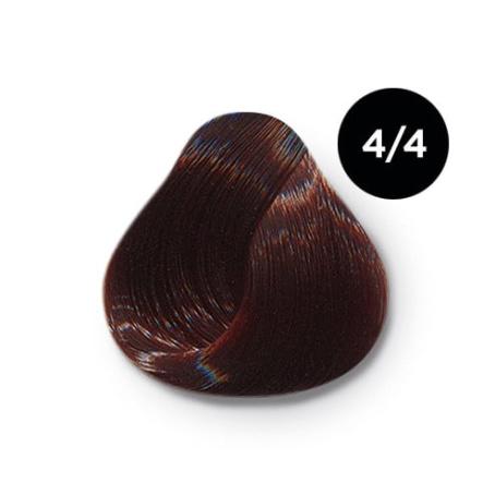 4 4 крем краска Ollin color 454x454 - Ollin Color 4.4 шатен медный, 60 /100 мл. Перманентная крем краска для волос