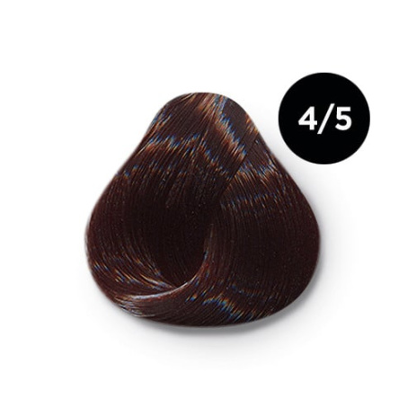 4 5 крем краска Ollin color 454x454 - Ollin Color 4.5 шатен махагоновый, 60 мл/100 мл. Перманентная крем краска для волос