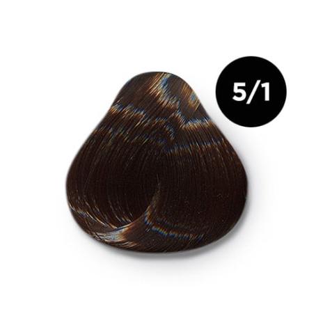 5_1 Ollin silk touch перманентная крем краска