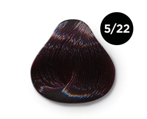 5_22 крем-краска Ollin color