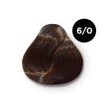 Ollin Silk Touch 6.0 темно русый 60 мл. Безаммиачный стойкий краситель для волос