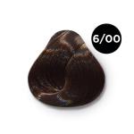 Ollin Color 6.00 темно русый глубокий, 60 мл/100 мл. Перманентная крем краска для волос