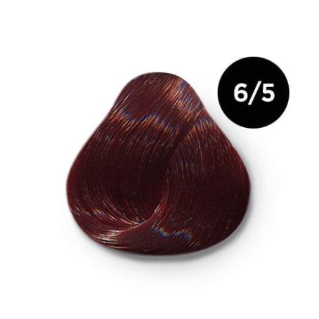 6 5 крем краска Ollin color 454x454 - Ollin Color 6.5 темно русый махагоновый, 60 мл/100 мл. Перманентная крем краска для волос