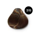 Ollin Silk Touch 7.0 русый 60 мл. Безаммиачный стойкий краситель для волос