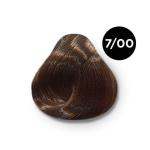 Ollin Color 7.00 русый глубокий, 60 мл/100 мл. Перманентная крем краска для волос