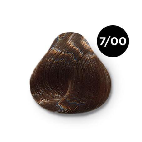 7 00 крем краска Ollin color 454x454 - Ollin Color 7.00 русый глубокий, 60 мл/100 мл. Перманентная крем краска для волос
