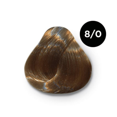 8 0 крем краска Ollin color 454x454 - Ollin Color 8.0 светло русый, 60 мл/100 мл. Перманентная крем краска для волос