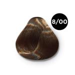 Ollin Color 8.00 светло русый глубокий, 60 мл/100 мл. Перманентная крем краска для волос