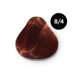 Ollin Color 8.4 светло русый медный, 60 мл/100 мл. Перманентная крем краска для волос