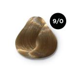 Ollin Color 9.0 блондин, 60 мл/100 мл. Перманентная крем краска для волос
