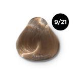 Ollin Silk Touch 9.21 блондин фиолетово пепельный 60 мл. Безаммиачный стойкий краситель для волос