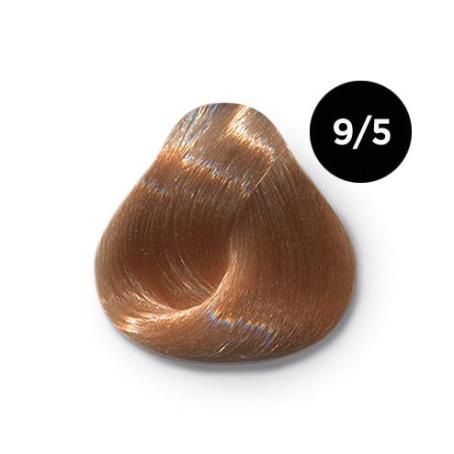 9 5 крем краска Ollin color 454x454 - Ollin Color 9.5 блондин махагоновый, 60 мл/100 мл. Перманентная крем краска для волос
