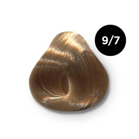 9 7 крем краска Ollin color 454x454 - Ollin Color 9.7 блондин коричневый, 60 мл/100 мл. Перманентная крем краска для волос