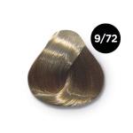 Ollin Silk Touch 9.72 блондин коричнево фиолетовый 60 мл. Безаммиачный стойкий краситель для волос