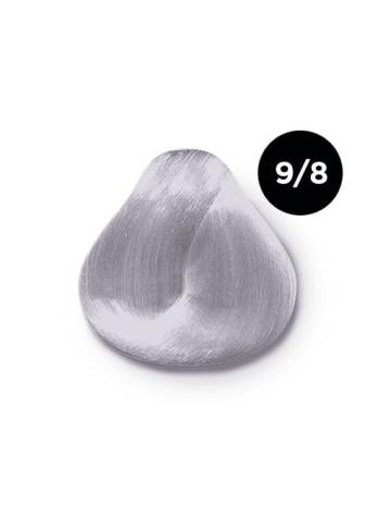 Ollin Silk Touch 9.8 блондин жемчужный 60 мл. Безаммиачный стойкий краситель для волос